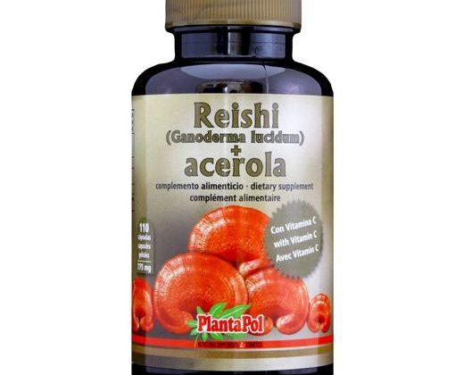 Galinga apsauga imunitetui Reishi + Acerola